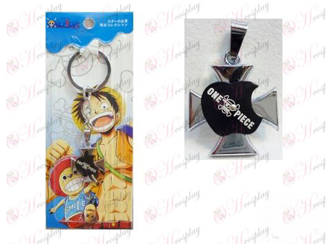 One Piece Accessories Apple keychain