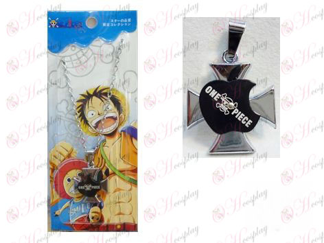 One Piece Accesorios de Apple Serie 0 collar de la palabra