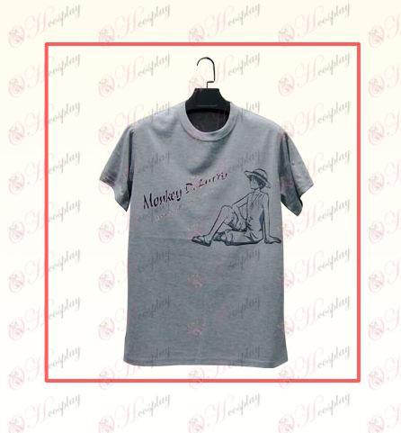 Луффи футболке 01