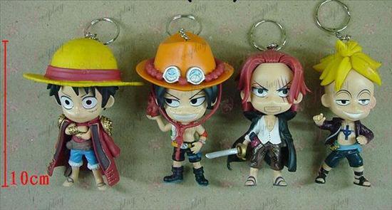 55 Generation 4 modeller One Piece Tillbehör spänne