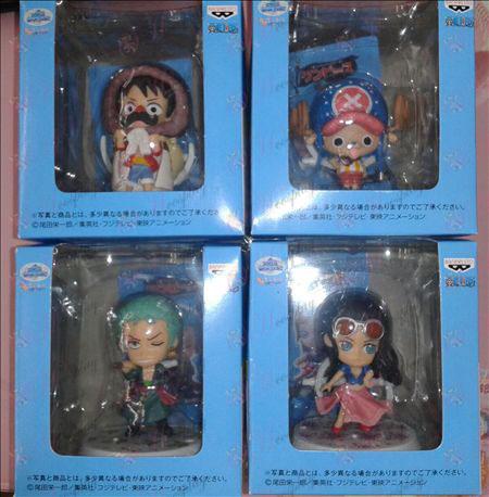 7 Generationen vier Basismodelle FENSTER One Piece Zubehör