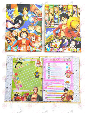 One Piece accessoires Big Classmates (The)