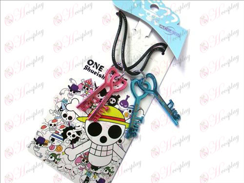 One Piece Accessoires Key Necklace