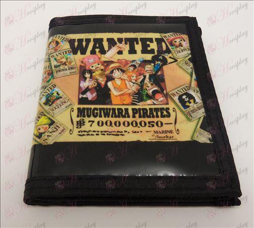 PVCOne Piece Accessories Wallet 1