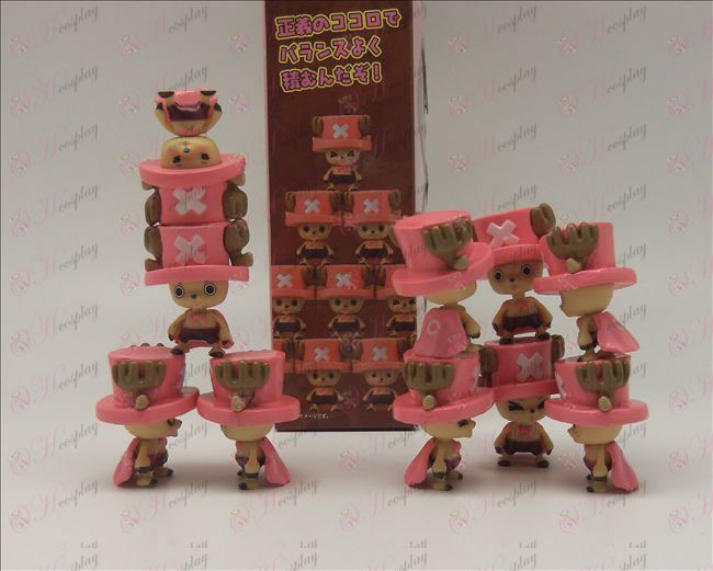 10 Joe doll (stackable)