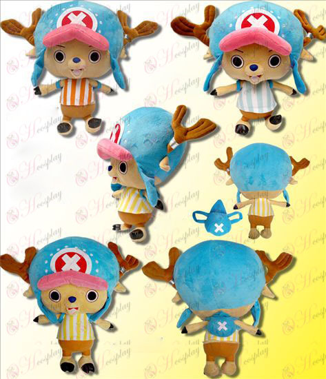One Piece Accessories generation 14-inch plush doll Chopper