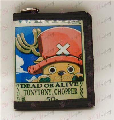 PVCOne Kos oprema Luffy denarnico