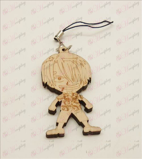 Sanji One Piece Accessori Mupai corda macchina