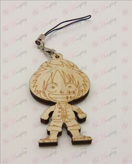 One Piece Luffy Accessori Mupai corda macchina