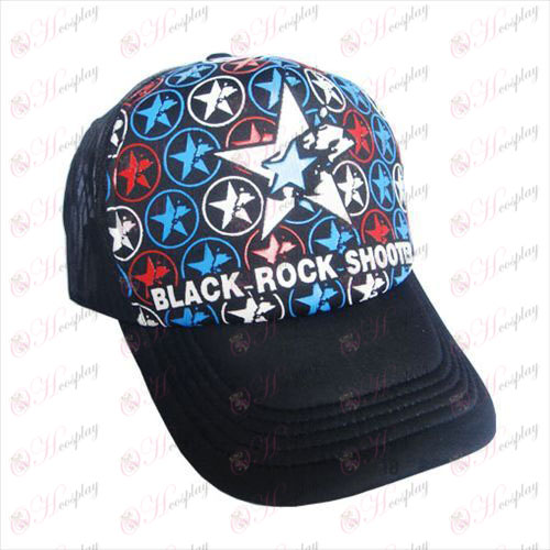 High-net cap-Lack Rock Shooter Accessories logo