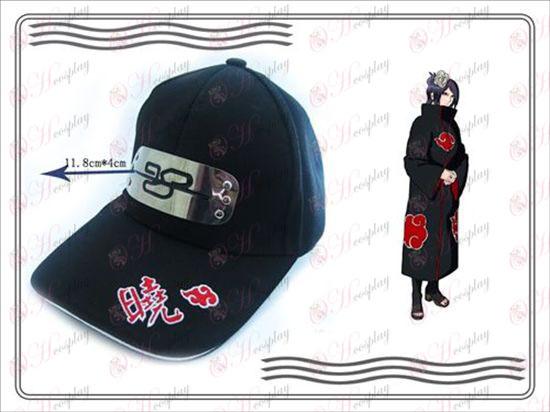 Naruto Xiao Organizzazione cappello (bianco)