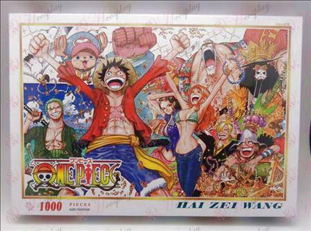 One Piece Acessórios quebra-cabeça 939