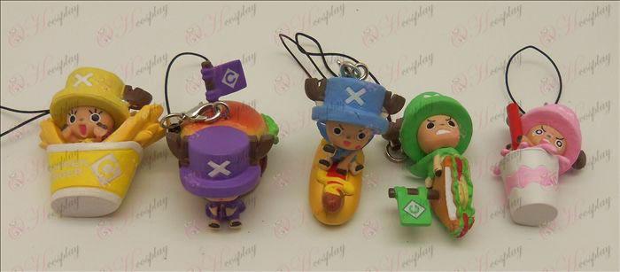 5 modèles Joe poupée machine à corde (4cm)