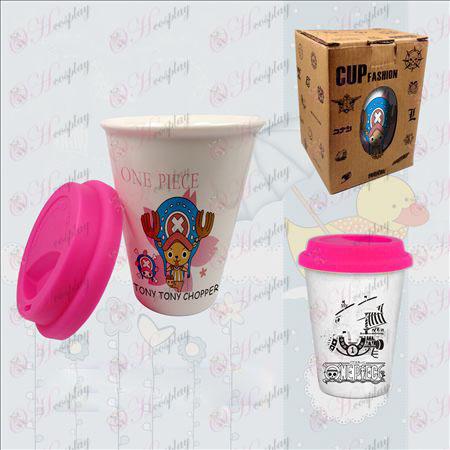 Doppelte Farbe Keramik-Tassen (Chopper)