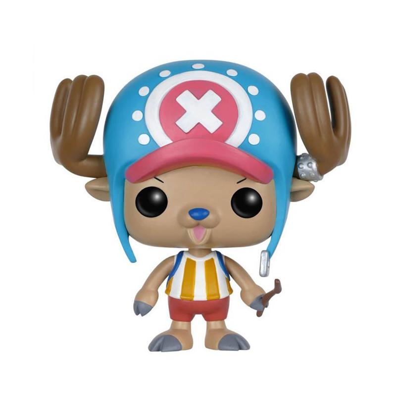 POP Chopper Puppe