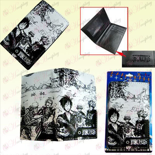 One Piece Accessories multitude wallet
