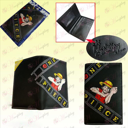 One Piece Accessories Luffy in the long wallet
