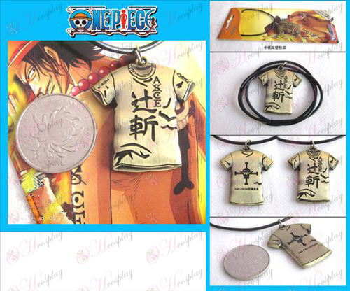 One Piece Accessories Clothes necklace