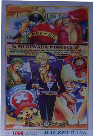 One Piece sotapelit 932