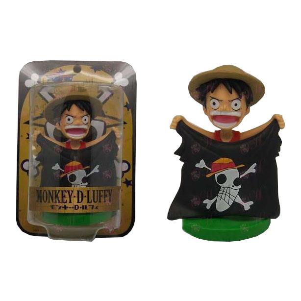 Blister Luffy levou portador escritório