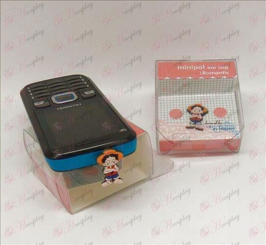 Kännykkä Sankaluuriliitin (Luffy)