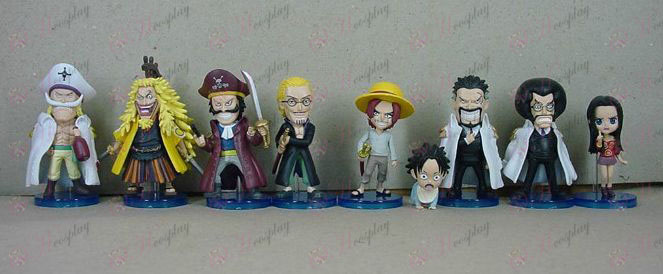 45 on behalf of eight One Piece Accessories Base