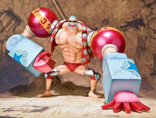 noll Frankie -2 år efter One Piece Tillbehör Boxed docka höjd 14cm