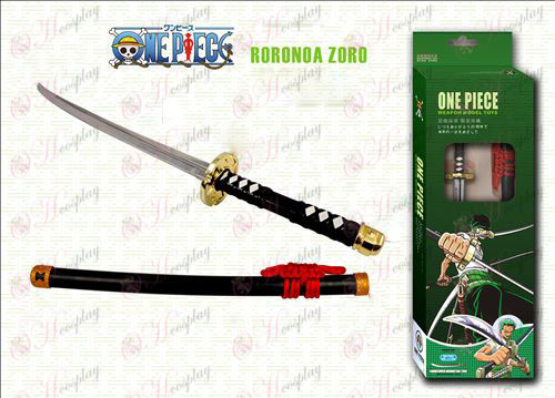 One Piece Accessories generations ghost Toru hardcover knife 24cm