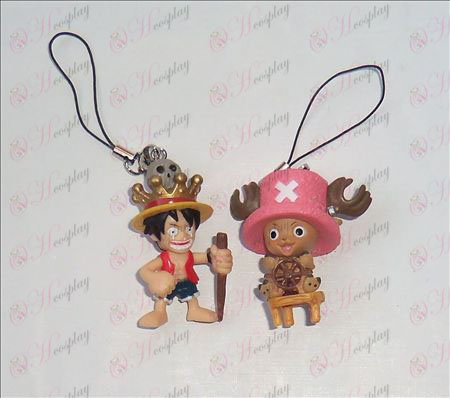 2 Lufeiqiaoba bambola macchina corda (set)