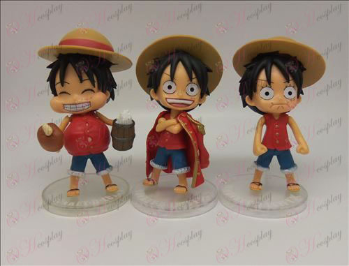 48 Generation 3 Luffy base