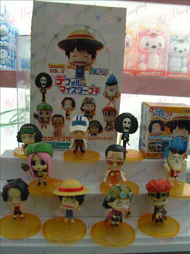 Een generatie van Q-10 One Piece Accessoires Doll