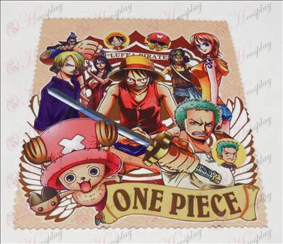 Glasses cloth (One Piece Accessories character) 5 / set