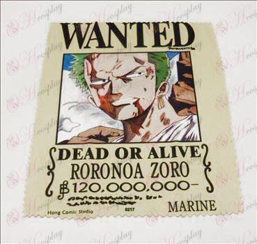 Glasögon trasa (One Piece Tillbehör0217) 5 ark / set