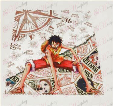 Glasögon trasa (One Piece Tillbehör0032) 5 ark / set