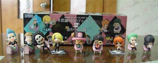 9 ужина One Piece аксессуары (коробка) корму