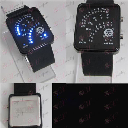 One Piece Accessories Sector LED Watch