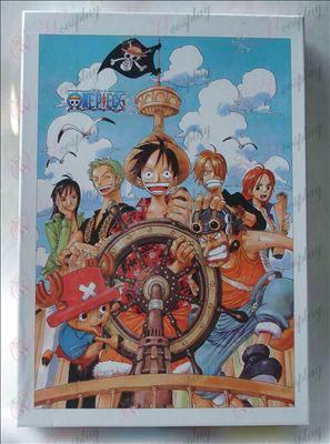 One Piece Accesorios puzzles (10-461)