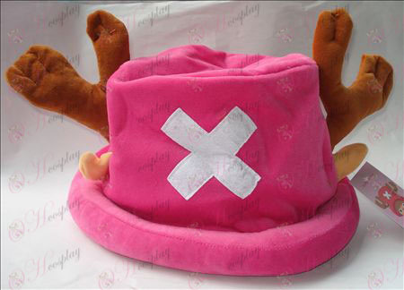 Chopper plush hat (Rose)