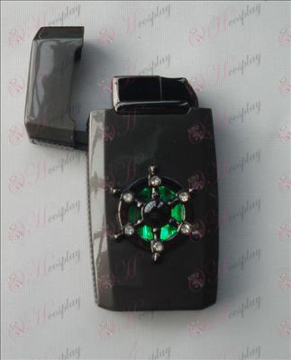 One Piece Accessories Flash Lighter (gun color)