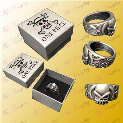 One Piece accessoires anneau de glace de logo