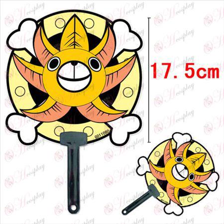 One Piece Accesorios serie Sonny (Sonne) ventilador fresco