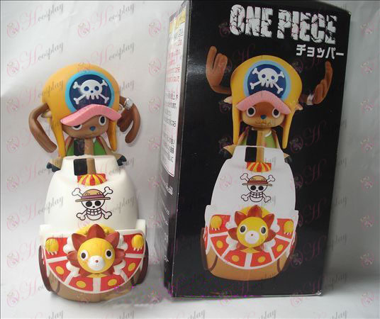 One Piece Accessoires Joe pop spaarpot (Sonne 15cm)