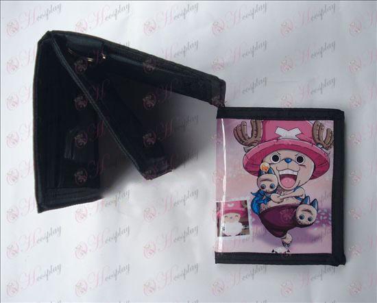 Chopper PVC wallet