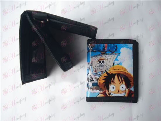 Corsair Luffy PVC wallet