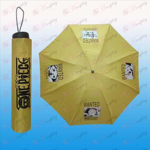One Piece Tilbehør arrestordre paraply