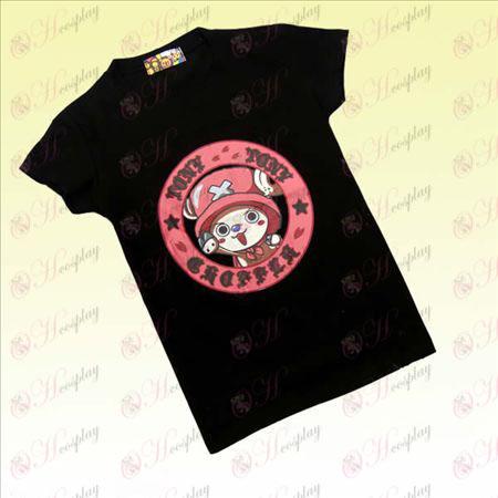 One Piece Tarvikkeet Chopper T-paita (miesten)