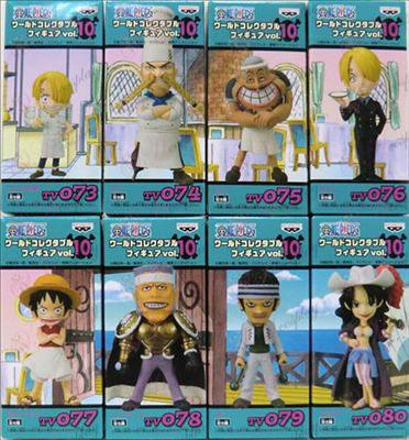 38 på vegne af otte One Piece Tilbehør dukke vugge
