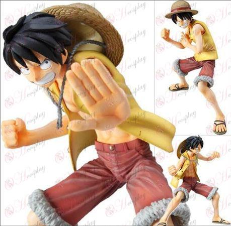 Brother Luffy - One Piece Tilbehør stor hånd til at gøre (18cm)
