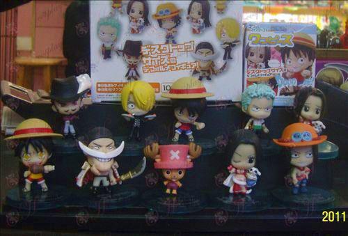Q-10 One Piece Zubehör Puppe Basis (box)