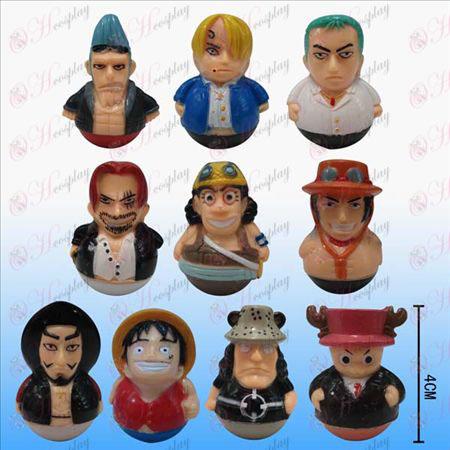 10 One Piece Accessoires Tumbler